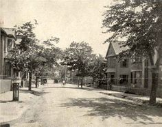 Old Pictures of Chelsea, Massachusetts. Spencer Avenue