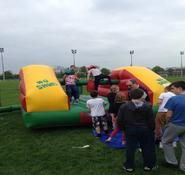 Hire our inflatable game for your product launch in the UK & London.