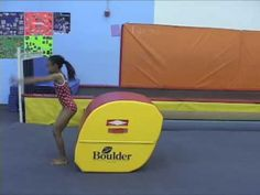 New video of The Boulder® Handspring Trainer in use showing how and why its revolutionary unique properties make The Boulder® superior to anything else on the market today. For more information or to order, please go to www.norberts.net.