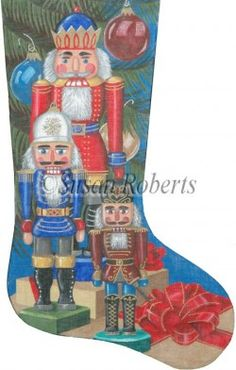 Nutcracker/Packages TTAXS221 distributed by Susan Roberts Designs