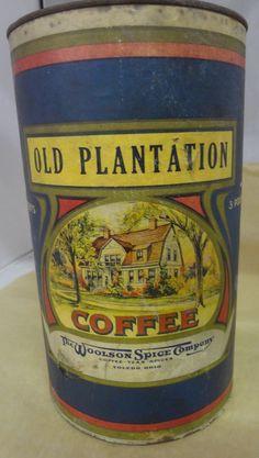 Old Plantation Coffee