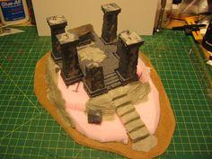 Ammo bunker terrain blog