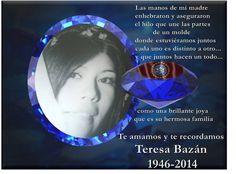 Conmemoracion Aniversario   por Mujer Araña Emilse Lorena Ciezar