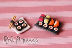 Sushi by theredprincess.deviantart.com on @deviantART