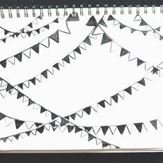Black and white bunting from last weekend at Field Day. I have to admit l haven't painted anything else since this gosh it's easy to get out of habit isn't it? Especially when everything that's been happening on the world has been happening. I am very much a pessimist at heart and I've not been feeling very good about the current state of affairs at all to the point where it is clouding everything I do which isn't very good is it? Still I am just about to go out and vote because even when…