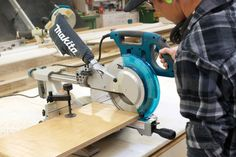 A dual bevel sliding compound #miter #saw is a sophisticated tool that is specifically for #cutting