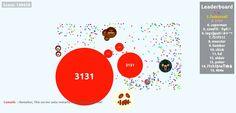 149439 mass // avesome agarioplay.com agario private server gameplay - Player: 3131 / Score: 1494390 - 3131 saved mass 3131 agarioplay.com user score 149439 agar.io pvp game