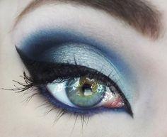 Not listed: Concrete Minerals Eyeshadow in Lithium Concrete Minerals Eyeshadow in Saint Concrete Minerals Eyeshadow in Domino Eye Makeup Art, Contour Makeup, Kiss Makeup, Beauty Makeup, Hair Makeup, Makeup Artistry, Beauty Bar, Lots Of Makeup, I Love Makeup