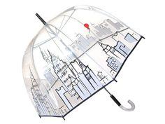 LOVE this cityscape umbrella!!!