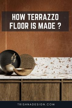 In Mumbai 20 years back builders used to give the residential flat terrazzo flooring but now it is replaced with ceramic tiles because of the high cost. But then too if not refurbished you will see the terrazzo flooring in your friend's house or older buildings. #trishnadesign #interiors #interiorstyling #designer #styles #decoration #styling #interiorstyle #trishna #interiordesign #terrazzo #terrazzoflooring Terrazzo Flooring, False Ceiling Design, Types Of Flooring, Space Saving Furniture, Old Building, Interior Styling, Mumbai, How To Memorize Things, Architecture