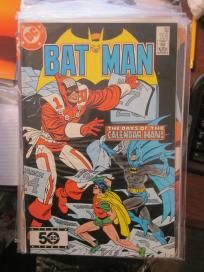 BATMAN #384 DC COMICS VF/NM range