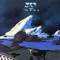 Album Cover Art by Roger Dean Yes Album Covers, Music Album Covers, Patrick Nagel, Progressive Rock, Cover Art, Classic Rock Albums, Roger Dean, Musica Disco, Rock Cover