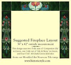 Historic Style - Historic Tiles -