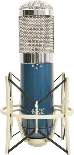 Cool microphone design