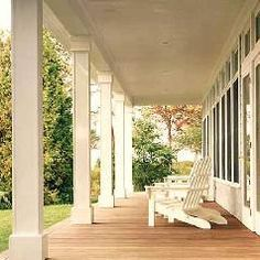 Ranch Style Homes Front Porch Designs - Front Porch Designs for Your Homes - InfoBarrel