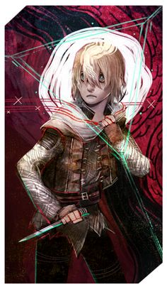 Cole from DAI by Yufei #DragonAge
