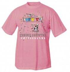 Kinder T-Shirt Tennis Kuh, rosa / Kids T-Shirt Tennis cow, pink / This t-shirt has her daughter joy with security. The beautiful patterns and great color match girl. Every young girl would be so to wear a T-Shirt.