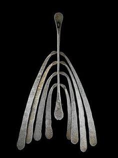 Birds of Ohio: Artist's Jewelry bertoia