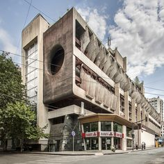Gallery of Georgia's Soviet Architectural Heritage Captured by Photographers Roberto Conte and Stefano Perego - 4