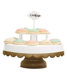 Other Baking Accessories Sweet Tooth Fairy Magic Sweet Cake And Cupcake Stand Elegant Appearance Kitchen, Dining & Bar
