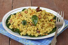 indian recipe with oats..lemon oats