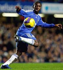 Shaun Cameron Wright-Phillips (born 25 October 1981 in Greenwich, London) is an English football player of Jamaican and Grenadian descent.