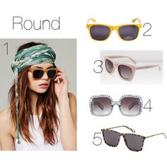 e792fa921f4cd 7 Best Sunglasses for Round Faces images