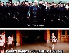 DADDY YOU'VE COME TO LOVE ME!
