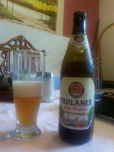 Trigo, leve, tostadinha, frutada, equilibrada. Munich não poderia fazer feio. Aprovada.