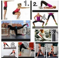 Legs work out | http://theway.mysiselean.com/
