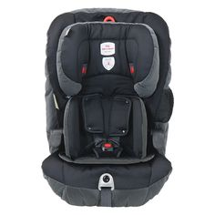 Safe-N-Sound Maxi Rider AHR Adjustable Convertible Booster Seat - Grey   Babies R Us Australia