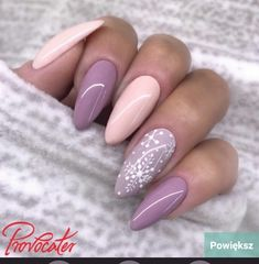 Winter comfy sweater nail design FOLLOW ME FOR MORE
