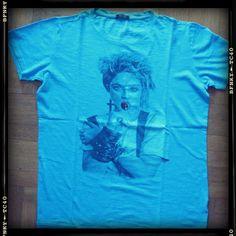 Early Madonna - Xangon Man, Catania (Luglio 2012)