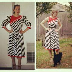vintag dress