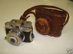 "Vintage Occupied Japan ""Mighty Toko Miniature Spy Camera)"