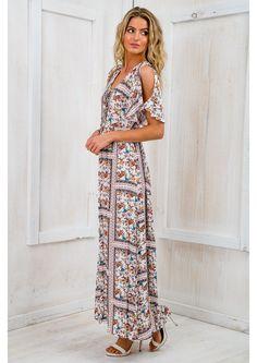 Boho Maxi Dress (2) | Dresscab