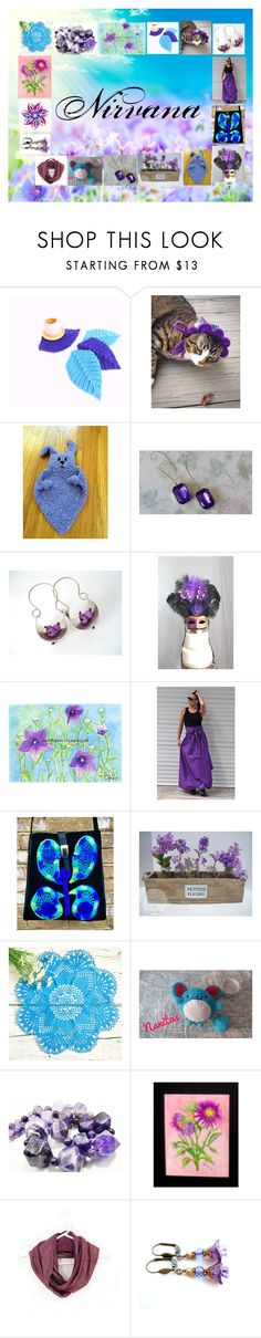 Nirvana: Stunning Bohemian Gifts by paulinemcewen on Polyvore featuring Nature Home Decor, Masquerade and country