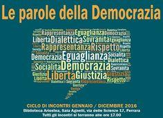 Giovedì 3 novembre la Politica raccontata da Gianfranco Pasquino
