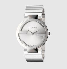 Gucci - インターロッキング コレクション (ステンレススチール) 308546I16001402