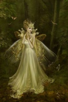 Queen of the Enchanted Forest by colette