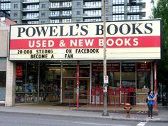 AFAR.com Highlight: Powell's City of Books, Portland, Oregon