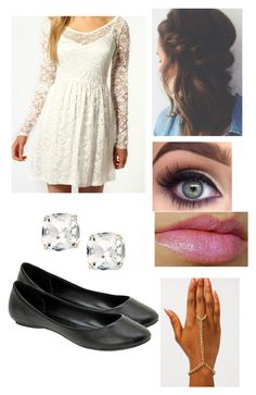 """Clarity- Zedd feat. Foxes"" by lorene-love ❤ liked on Polyvore featuring Boohoo, Cotton Candy, Call it SPRING, Kate Spade, music, lyrics and Clarity"