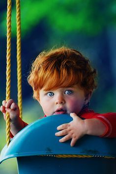 what are the odds that my child will look like this? must have ginger babies!!!!