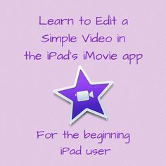 11 Best iMovie images in 2018 | Video editing, Educational