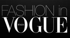 Fashion in Vogue, la prima app di Vogue per rimanere aggiornati sul mondo della moda.