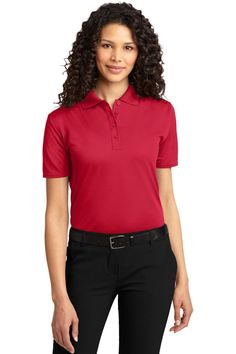 Ladies Sport Shirt, Snag and shrink resistant, wicking, 5.3-ounce poly, colorfast, XS-Plus Size 4XL. Free shipping custom logo embroidery True to Size Apparel