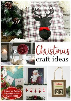 christmas craft ideas diy xmas ornamentshandmade