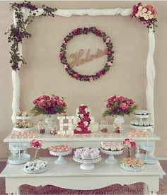 Decoracion sencilla – neslihan Özdemir – # decoración # Özdemir … - Home Page Birthday Party Decorations, Baby Shower Decorations, Wedding Decorations, Birthday Parties, Surprise Birthday, Happy Birthday, Decoration Buffet, Deco Buffet, Shower Party