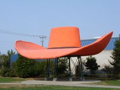 World's Largest Cowboy Hat - Seattle, Washington