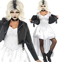 bride of chucky adult costumes fancy dress